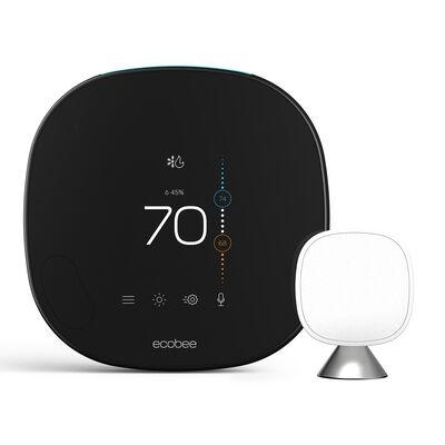 ecobee智能温控器与语音控制