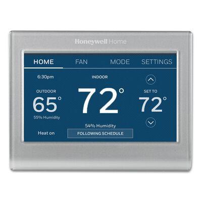 霍尼韦尔家用Wi-Fi彩色触摸屏可编程恒温器