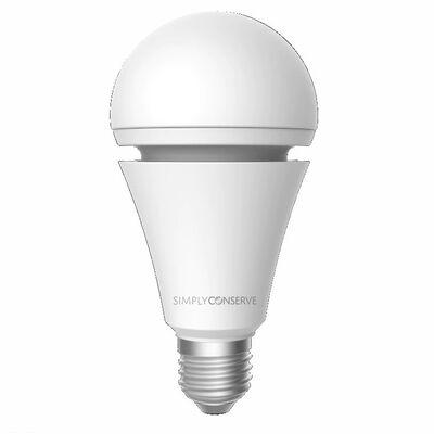简单地保存7瓦电池备份LED